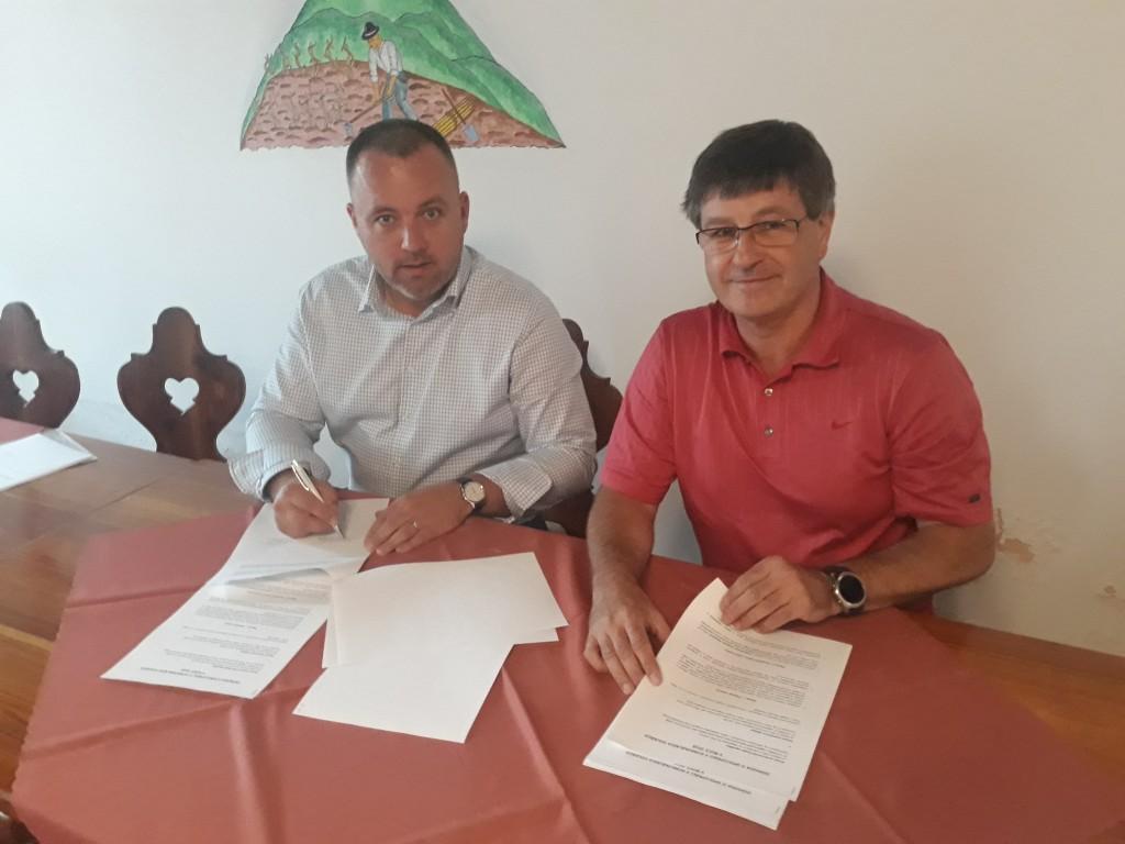 podpis koalice Zlín