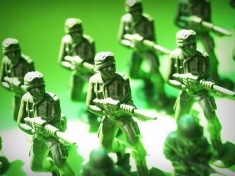 zelené zbraně